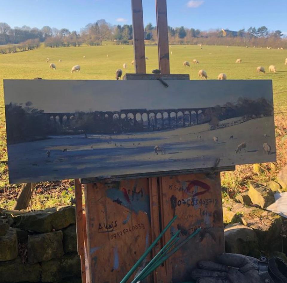 Peter Brown – Paintings of Yorkshire