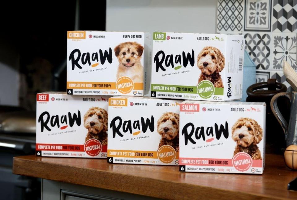 RaaW Pet Foods – 20% Off!
